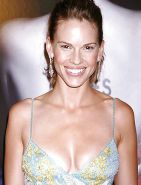 Hilary swank hot or not comment