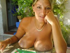 Busty and Public Nudity #77421