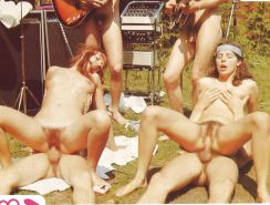 VINTAGE PORN #rec FOURSOME COWGIRLS HARDCORE G1 #19980320