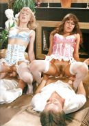 VINTAGE PORN #rec FOURSOME COWGIRLS HARDCORE G1 #19980376