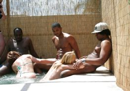 Group Sex Amateur Beach #rec Voyeur G12 #16202701