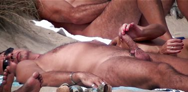 Group Sex Amateur Beach #rec Voyeur G12 #16202794