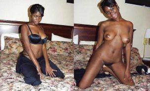 Black Amateurs - Dressed & Undressed