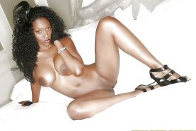 79-BLACK AND EBONY SEXY 15 #10289031