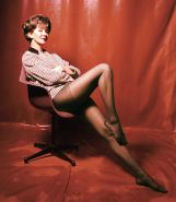 Vintage pics of celebrities wearing pantyhose