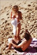 Gena Lee Nolin & Greg Fahlman Hawaii beach