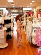 Naked-teen-in store
