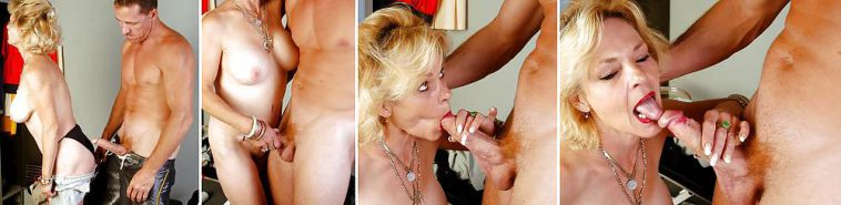 Mature Lover 053... Hot & Wet By Cougars 45+