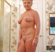 Classy Mature-clothed and naked 2