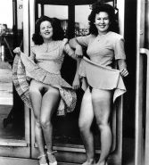 Beautiful Vintage Babes by TROC