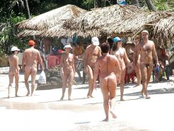 Mature and Teen Nudists