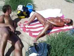 Group Sex Amateur Beach #rec Voyeur G3 #6385671