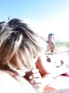 Group Sex Amateur Beach #rec Voyeur G3 #6385952