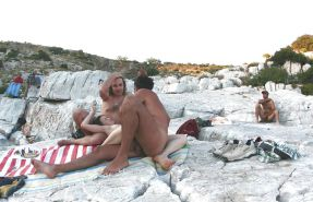 Group Sex Amateur Beach #rec Voyeur G3 #6385988