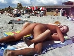 Group Sex Amateur Beach #rec Voyeur G3 #6386003