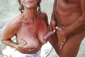 Group Sex Amateur Beach #rec Voyeur G3 #6386117
