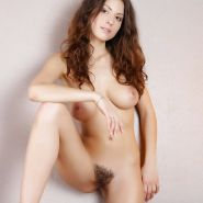 Girls with big tits and hairy pussy.