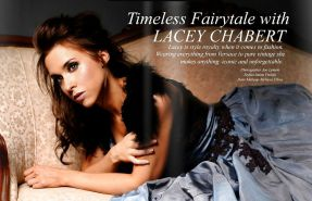 The Lovely Lacey Chabert