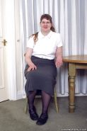 Vicar's wife Elizabeth from OlderWomanFun