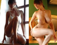 Some Images of  AMATEUR babes Dressed Undressed GF Porn Pics #21957954