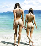 Beautiful Day At the Beach 33 by Voyeur TROC #20355443