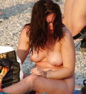 Beautiful Day At the Beach 33 by Voyeur TROC #20355741