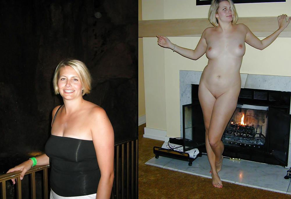Dressed and undressed wives milf housewives Porn Pics #5165865