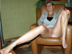 Sex slut upskirt