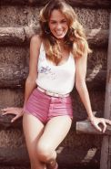 Pin-up - Catherine Bach (The Dukes of Hazzard)