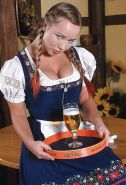 Adre - German Busty Waitress