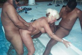 Hot Sexy Jan takin Black Cock...See More at www.janB.com
