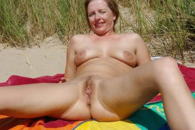 Mature women on the beach - 6 #11971230