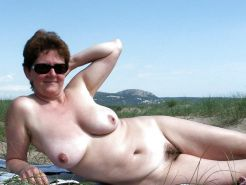 Mature women on the beach - 6 #11971246