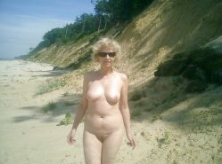 Mature women on the beach - 6 #11971251