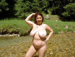 Mature women on the beach - 6 #11971275