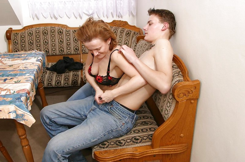 Old young woman boy Porn Pics #10085812