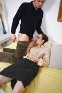 Old young woman boy Porn Pics #10085821