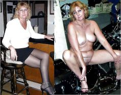 Dressed & UNdressed White Women from the Net