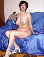Brunettes mature most saggy by Marknrw