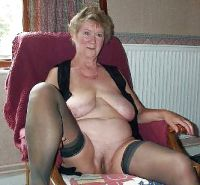 Mature Amateur Ladies 11