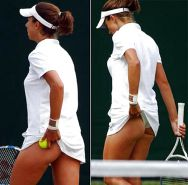 Beautiful Tennis Girls 12 by TROC