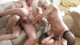Young guys with older woman Porn Pics #15709862