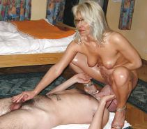 Young guys with older woman Porn Pics #15709972