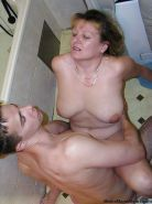 Young guys with older woman Porn Pics #15710066