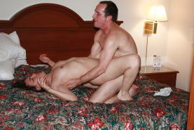Latina Wife with middle aged white guy2