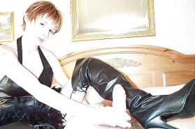 High heels, boots and stockings 2