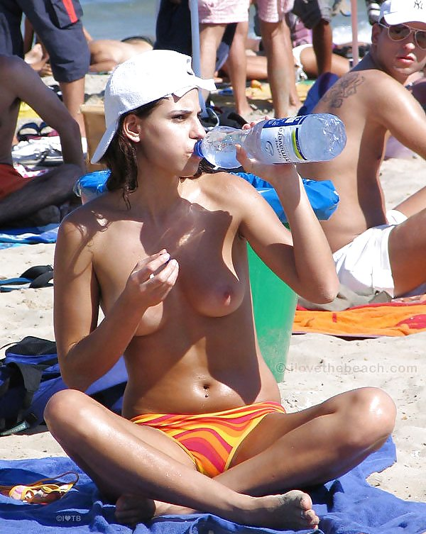 Beautiful Day At The Beach 17 by Voyeur TROC Porn Pics #14356128