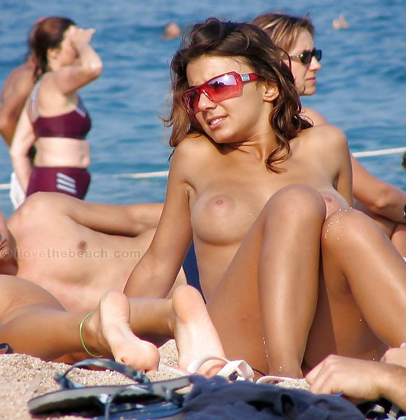 Beautiful Day At The Beach 17 by Voyeur TROC Porn Pics #14356174