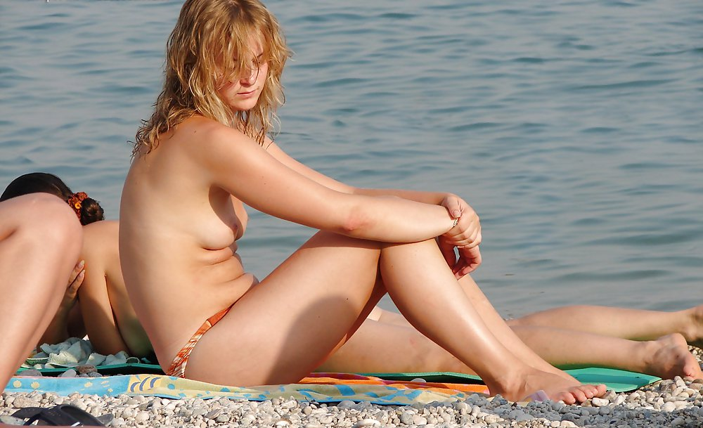 Beautiful Day At The Beach 17 by Voyeur TROC Porn Pics #14356254