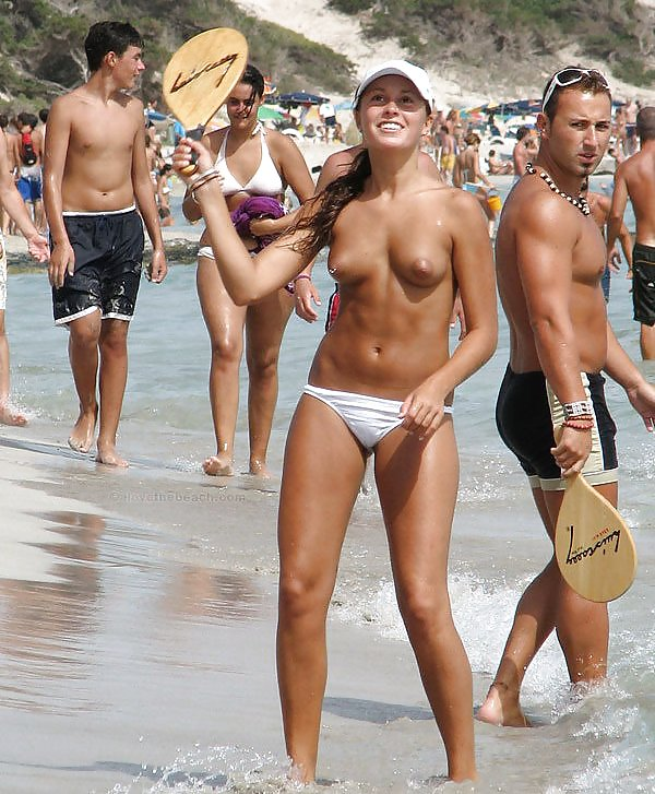 Beautiful Day At The Beach 17 by Voyeur TROC Porn Pics #14356263